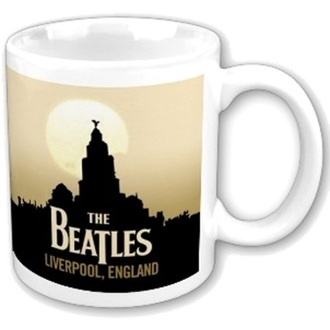 Keramiktasse  (Pott) Beatles - Beatles Liverpool Boxed Mug - ROCK OFF, ROCK OFF, Beatles