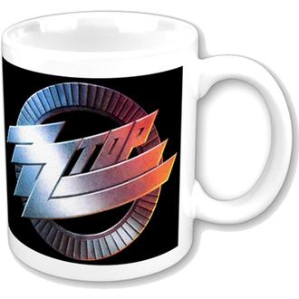 Keramiktasse  (Pott) ZZ Top - ZZ Top Logo Mug - ROCK OFF, ROCK OFF, ZZ-Top