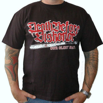 Herren T-Shirt Death Before Dishonor - Baseball Bat - RAGEWEAR, RAGEWEAR, Death Before Dishonor