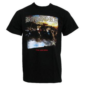 Herren T-Shirt Bathory - Blood Fire Death