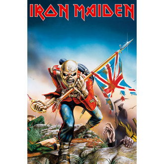 Poster - Iron Maiden - Trooper - GB posters, GB posters, Iron Maiden