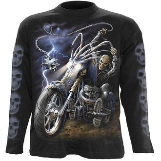 Herren Langarmshirt  SPIRAL - Ride To Hell, SPIRAL