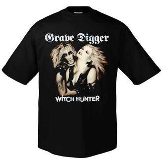 Herren T-Shirt Grave Digger - 186208, ART WORX, Grave Digger