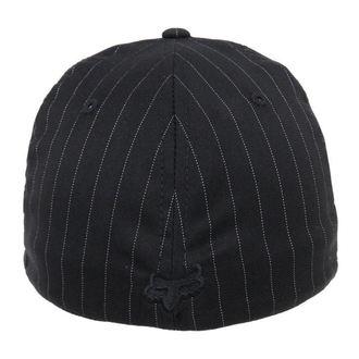 Basecap FOX - Flex 45 - BLACK PINSTRIPE