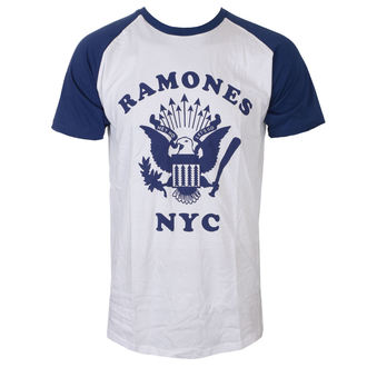 Herren T-Shirt Metal Ramones - Retro Eagle - ROCK OFF, ROCK OFF, Ramones