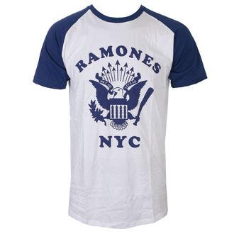 Herren T-Shirt Metal Ramones - Retro Eagle - ROCK OFF, ROCK OFF, Ramones