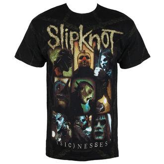 Herren T-Shirt Slipknot - Nesses Jumbo Print