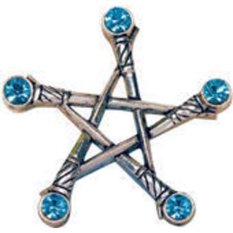 Anhänger  Pentagram of Swords - EASTGATE RESOURCE, EASTGATE RESOURCE