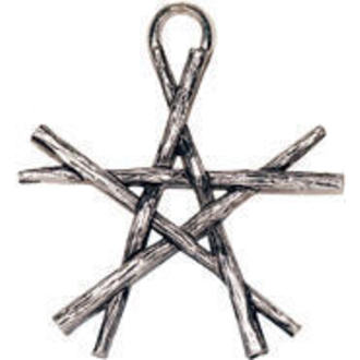 Anhänger  Pentagram of Wands - EASTGATE RESOURCE, EASTGATE RESOURCE
