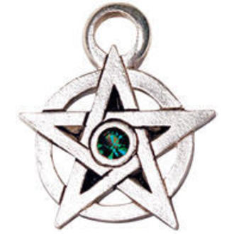 Anhänger  Jewelled Pentagram - EASTGATE RESOURCE, EASTGATE RESOURCE