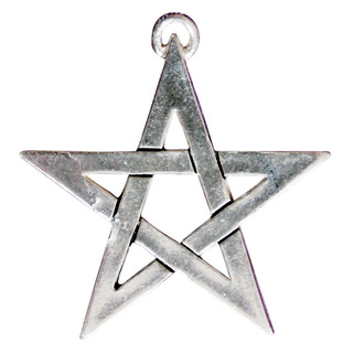 Anhänger  Open Pentagram - EASTGATE RESOURCE, EASTGATE RESOURCE