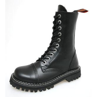 10-Loch Stiefel KMM - Black - 100