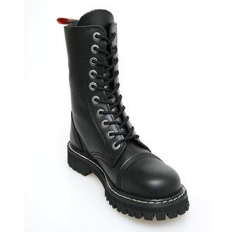 10-Loch Stiefel KMM - Black, KMM