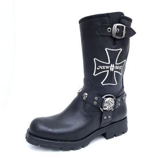Punk Boots NEW ROCK - 7622-S1, NEW ROCK