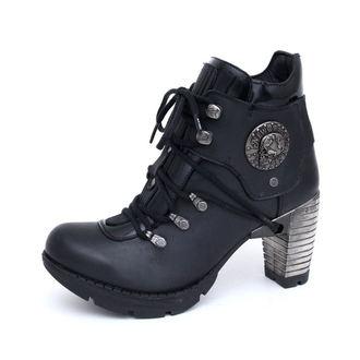 Punk Boots NEW ROCK - TR010-S1 - Itali Negro