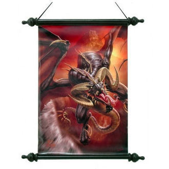 Scroll Art Scroll  - Dragon Raid