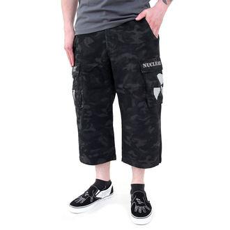 Herren Shorts   Black Camouflage - NUCLEAR BLAST, NUCLEAR BLAST