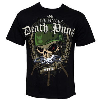 Herren T-Shirt  Five Finger Death Punch - Warhead - BRAVADO EU, ROCK OFF, Five Finger Death Punch