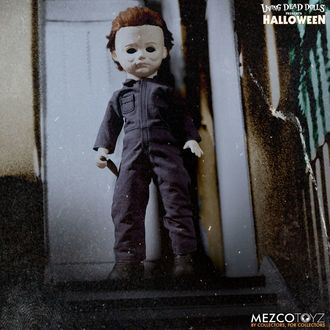 Puppe Halloween - Living Dead Dolls - Michael Myers, LIVING DEAD DOLLS