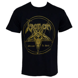 Herren T-Shirt Venom - Welcome To Hell, RAZAMATAZ, Venom