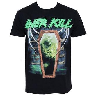 Herren T-Shirt Overkill - Fuck You, RAZAMATAZ, Overkill