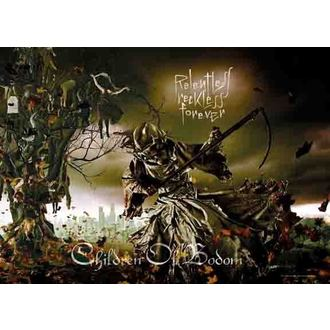 Fahne Children Of Bodom - Relentless, HEART ROCK, Children of Bodom