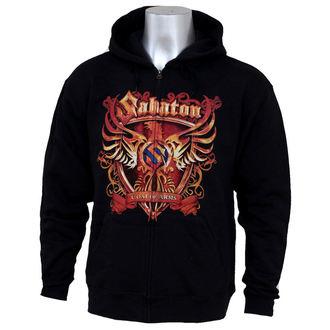 Herren Hoodie  mit Reißverschluss Sabaton - Coat Of Arms - NUCLEAR BLAST, NUCLEAR BLAST, Sabaton