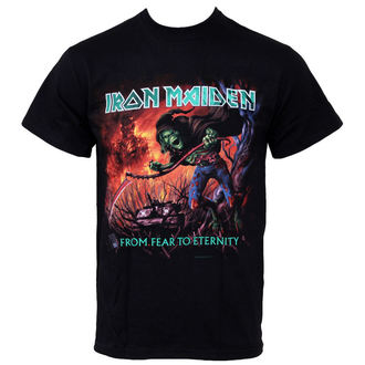 Herren T-Shirt Iron Maiden - From Fear To Eternity - EMI, ROCK OFF, Iron Maiden