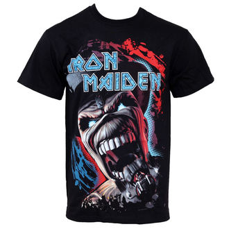 Herren T-Shirt  Iron Maiden - Wildest Dreams - ROCK OFF, ROCK OFF, Iron Maiden