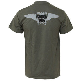 Herren T-Shirt Green Day - Vandals, BRAVADO, Green Day