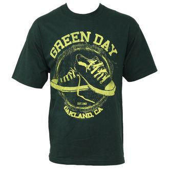 Herren T-Shirt Green Day - All Star - BRAVADO USA, BRAVADO, Green Day
