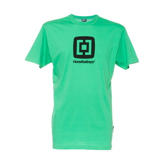 Herren T-Shirt HORSEFEATHERS - Fair - GREEN, HORSEFEATHERS