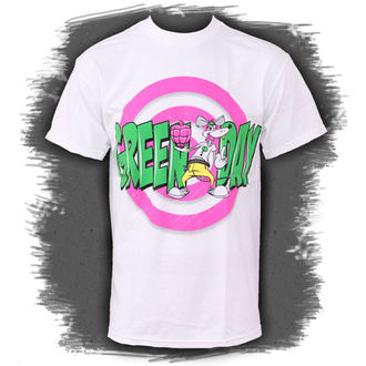 Herren T-Shirt Green Day - Rat - BRAVADO USA, BRAVADO, Green Day