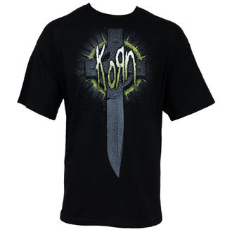 Herren T-Shirt Korn - Cross Knife, BRAVADO, Korn