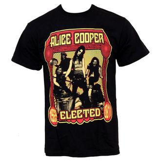 Herren T-Shirt Alice Cooper - Elected Band - EMI, ROCK OFF, Alice Cooper