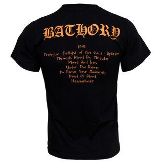 Herren T-Shirt Bathory - Twilight Of The Gods - PLASTIC HEAD, PLASTIC HEAD, Bathory