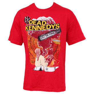 Herren T-Shirt Dead Kennedys - Kill The Poor, PLASTIC HEAD, Dead Kennedys