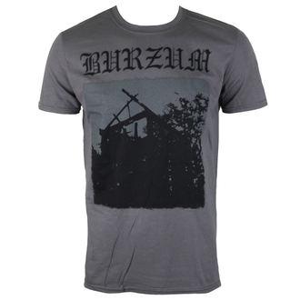 Herren T-Shirt Burzum - Aske - Grey, PLASTIC HEAD, Burzum