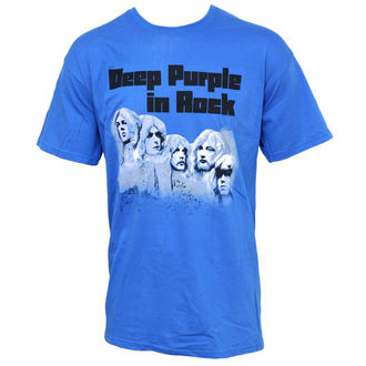 Herren T-Shirt Deep Purple - In Rock, PLASTIC HEAD, Deep Purple