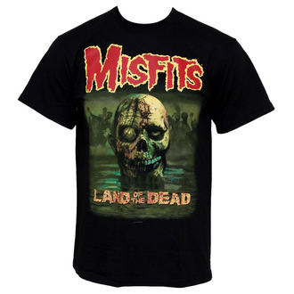 Herren T-Shirt Misfits - Land Of The Dead, PLASTIC HEAD, Misfits