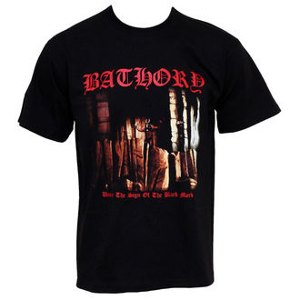 Herren T-Shirt Bathory - Under The Sign, PLASTIC HEAD, Bathory
