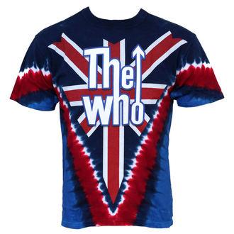Herren T-Shirt The Who - Long Live - LIQUID BLUE, LIQUID BLUE, Who