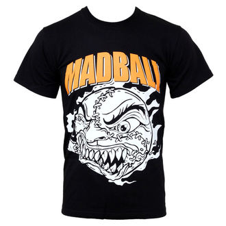 Herren T-Shirt Madball - Classic Ball - Black