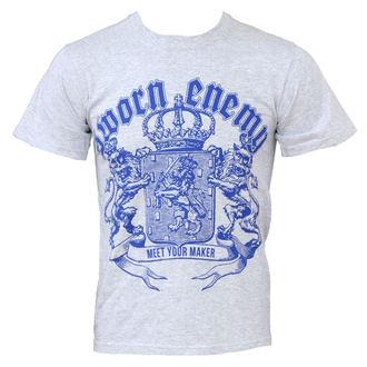 Herren T-Shirt Sworn Enemy - Crest - Sports Grey, Buckaneer, Sworn Enemy