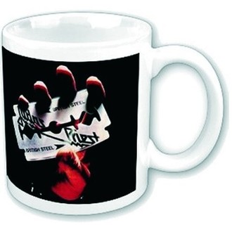 Keramiktasse  (Pott) Judas Priest - ROCK OFF, ROCK OFF, Judas Priest