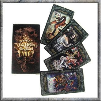 Tarot Karten Alchemy, ALCHEMY GOTHIC