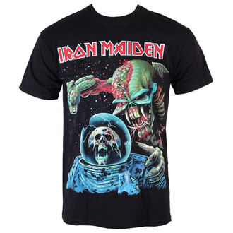 Herren T-Shirt Iron Maiden - Final Frontier - Album Tour - EMI, ROCK OFF, Iron Maiden