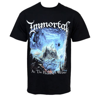 Herren T-Shirt Immortal - At The Heart Of Winter, RAZAMATAZ, Immortal