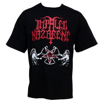 Herren T-Shirt Impaled Nazarene - Nuclear Pentagram, RAZAMATAZ, Impaled Nazarene