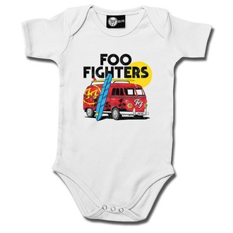 Baby Body Foo Fighters - Van - Metal-Kids, Metal-Kids, Foo Fighters